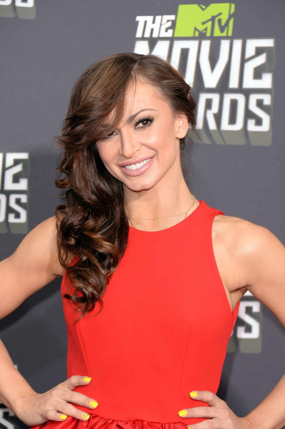 Karina Smirnoff: Injured But 'Determined to Perform' on Dancing With the Stars Tonight — Exclusive