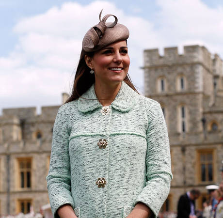 Pregnant Kate Middleton's Due Date Revealed? It's Supposedly July…