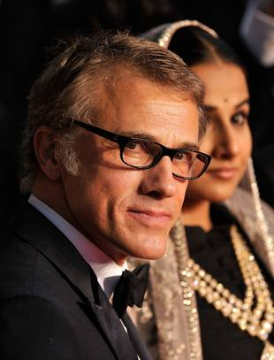 Christoph Waltz Rushed Off French Talk Show After Supposed Gunfire