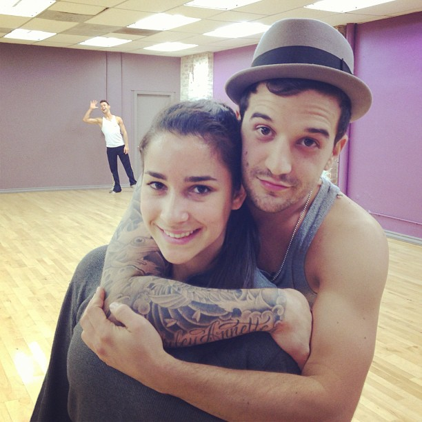 Why Aly Raisman and Mark Ballas Should Have Won Dancing With the Stars 2013