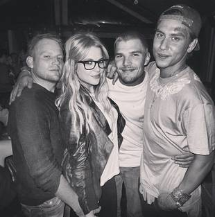 Ashley Benson and Chris Zylka Celebrate His Birthday Together (PHOTO)