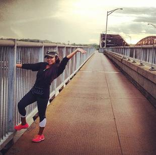 Snooki Is Training For WHAT?! (PHOTO)
