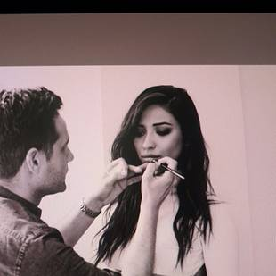 Pretty Little Liars Star Shay Mitchell's Sexy Photoshoot For Milk Made (PHOTO)