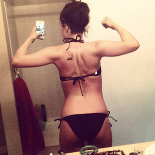 16 and Pregnant's Ashley Salazar Shows Off Sexy Body Transformation! (PHOTO)