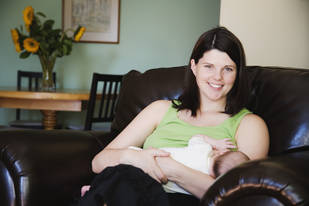 New Study Says Formula Use Early Could Help Breastfeeding Moms