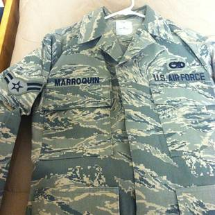 Javi Marroquin Graduates Air Force Tech Training! (PHOTO)