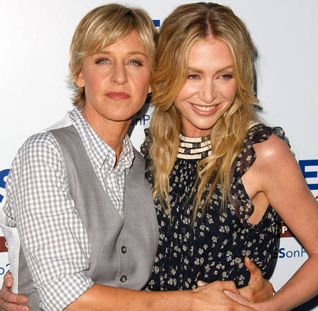 Check Out Ellen and Portia's $26.5 Million Mansion With Nine Fireplaces