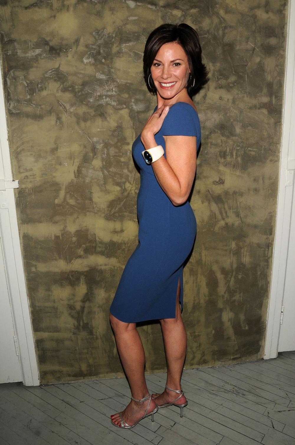 Countess LuAnn de Lesseps is 'New York's' Lone Holdout in Salary Struggle