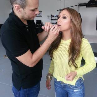 Melissa Gorga Preps For New Single Cover! (PHOTO)