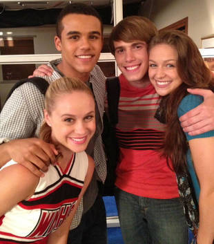 Ryder's Catfish: Did Glee's Blake Jenner Reveals It's Not [Spoiler]?