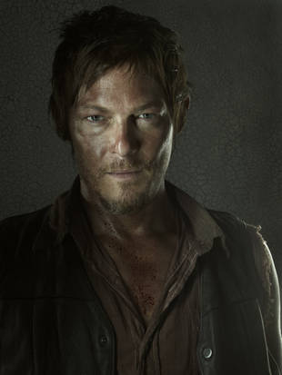 The Walking Dead's Norman Reedus Now Has a Uterus (PHOTO)