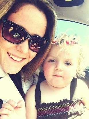 Jenelle Evans Hangs With Courtland Roger's Daughter While He's in Jail! (PHOTO)