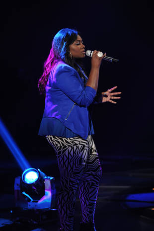"Candice Glover ""Not That Confident"" About American Idol Finale Chances — Interview"