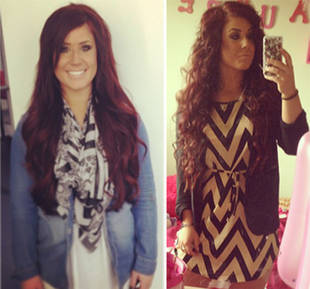 Chelsea Houska's Summer Weight Loss: Before and After! (PHOTO)