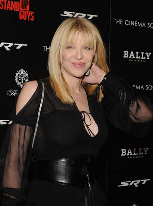"Courtney Love Defends LeAnn Rimes on Twitter: ""U F**k With Her You F**k With Me!"""