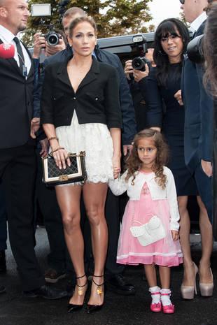 Jennifer Lopez: 'I Am A Non-Traditional Family'