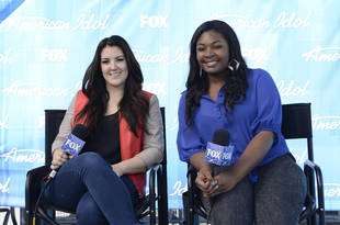Candice Glover and Kree Harrison Love Each Other No Matter What — Interview