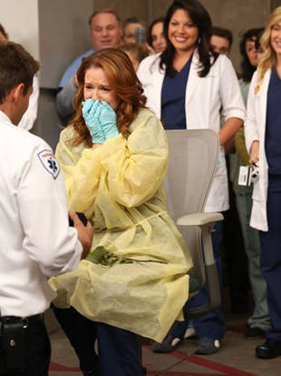 What Is Sarah Drew's Favorite Grey's Anatomy Scene… Ever?