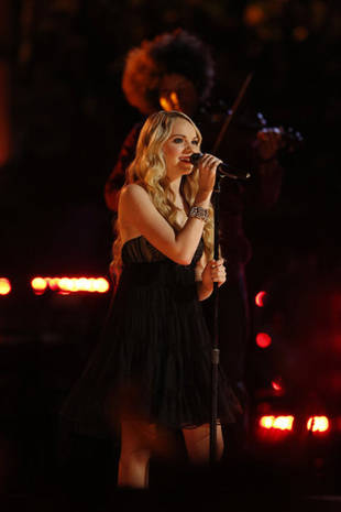 The Voice 2013 Live Recap: The Top 12 Sing For America's Votes (5/13/2013)