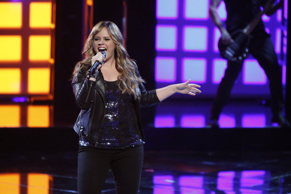 The Voice 2013 Live Recap: The Top 8 Perform on Memorial Day (5/27/2013)