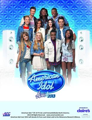 American Idol Live! Tour Tickets — Enter to Win!