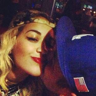 Rita Ora Writing Taylor Swift-Esque Songs About Ex Rob Kardashian?
