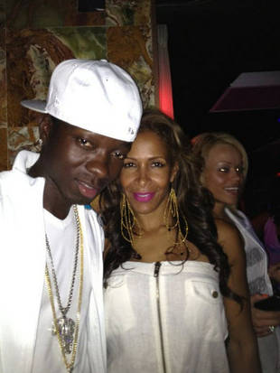 """Sheree Whitfield Is """"Still Working on"""" Chateau Sheree (VIDEO)"""