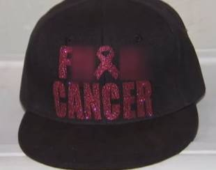 Sisters Kicked Out Of Mall For Wearing 'Profane' Breast Cancer Hats