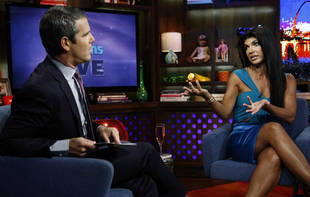 "Andy Cohen Says Real Housewives of New Jersey Season 5 Is ""Unbelievable"" – Exclusive"
