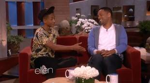 No Emancipation For Jaden Smith, Will Says on Ellen (VIDEO)