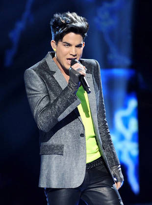 Adam Lambert Would Love to Be an American Idol 2014 Judge — Interview