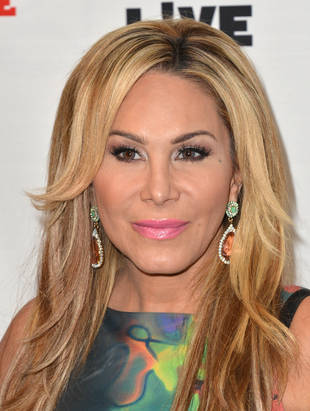 "Adrienne Maloof: ""It's So Hard"" Being a Single Mom – Exclusive"