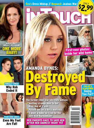 "Amanda Bynes Blasts ""Fake"" Party Photos, Now Feuding With ""Ugly"" Man"