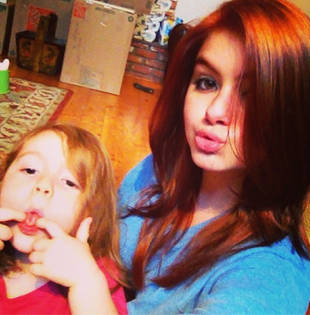Modern Family's Ariel Winter Goes Blond — Better Than Brunette or Redhead? (PHOTO)