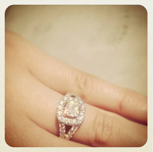AshLee Frazier Posts Engagement Ring Pic! Is She Marrying Brad Womack?