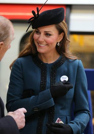 Pregnant Kate Middleton Goes Antiquing For Her Royal Baby's Nursery