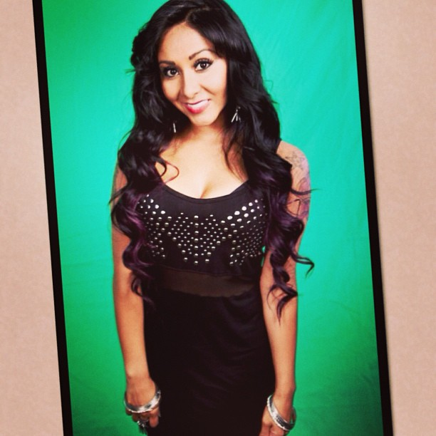 "Which Surprising Fashion Trend Is Snooki's ""New Favorite Thing?"" (PHOTO)"