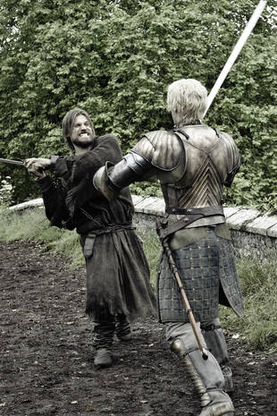 Game of Throne Spoilers: Could Jaime and Brienne's Relationship Turn Romantic?