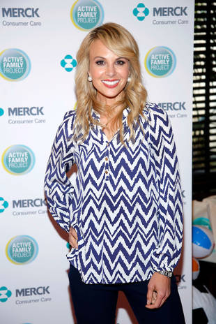 "Elisabeth Hasselbeck Jokes That She Has ""Low Expectations"" For Mother's Day"