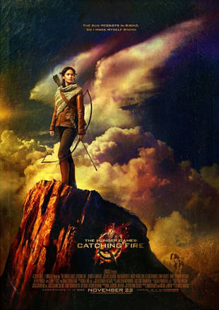 The Hunger Games: Catching Fire — Check Out New Poster (PHOTO)