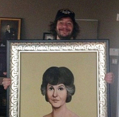 Jimmy Kimmel May Have Bought That Nude Golden Girl Painting (UPDATE)