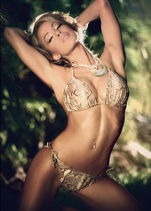 Flashback! Real Housewives' Lisa Hochstein Shows Off Her Killer Bikini Body