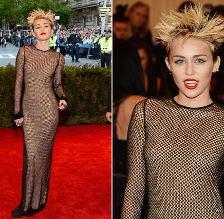 Miley Cyrus's Real-Life Ghost Story: A Little Boy Watched Me Take a Shower