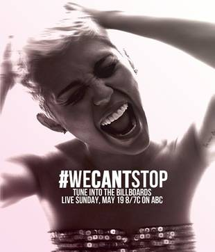 "Miley Cyrus's New Single ""We Can't Stop"" to Debut at Billboard Music Awards"