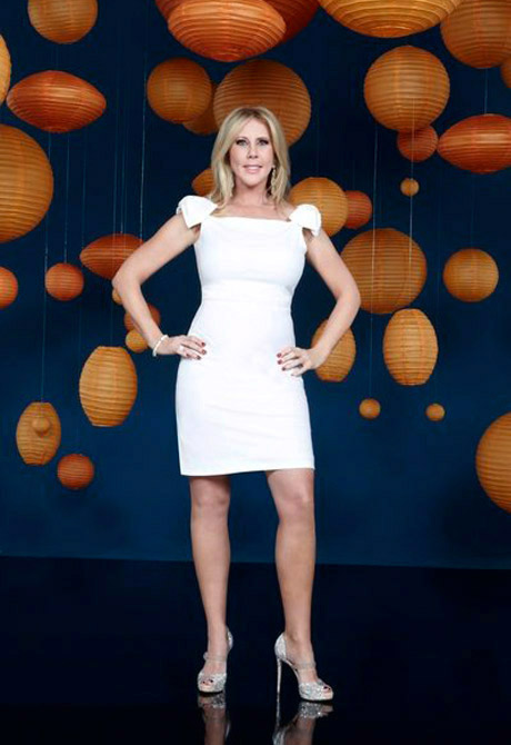 "Vicki Gunvalson on Tamra Barney Calling Her a ""Bitch"": ""It Was So Embarrassing"""