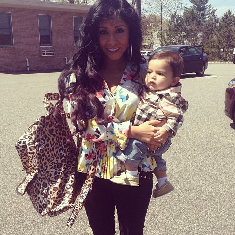 Snooki Fights Back Against People Attacking Her Parenting on Instagram (PHOTO)