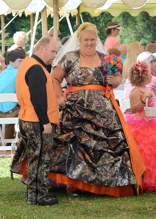 Honey Boo Boo's Parents Tie the Knot