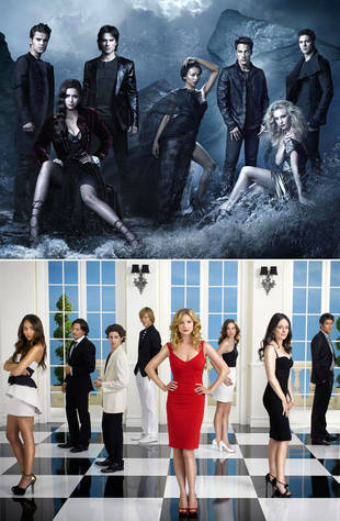 Is the Cast of Revenge Sexier Than The Vampire Diaries?