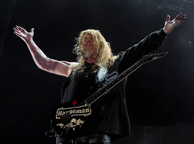 Legendary Slayer Guitarist Jeff Hanneman Dies at Age 49: Cause of Death Revealed