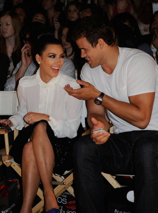 Kim Kardashian and Kris Humphries Modeled These 4 Habits of Soon-to-Be Exes